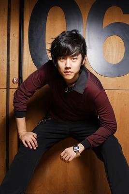 韩国新星张瑞镇~~~~ 我的新偶像张瑞镇~~