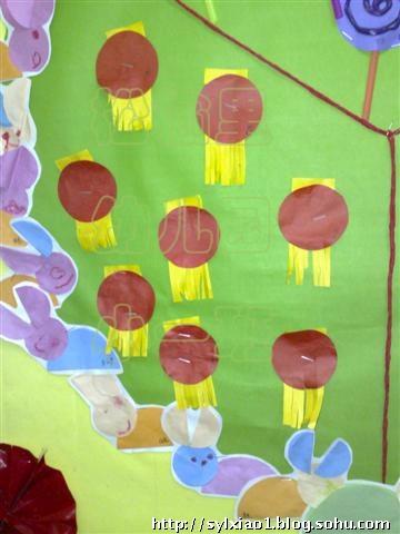 大班主题红红的年_主题墙饰的新增内容-松榆里幼儿园07年入学的中一班-搜狐博客
