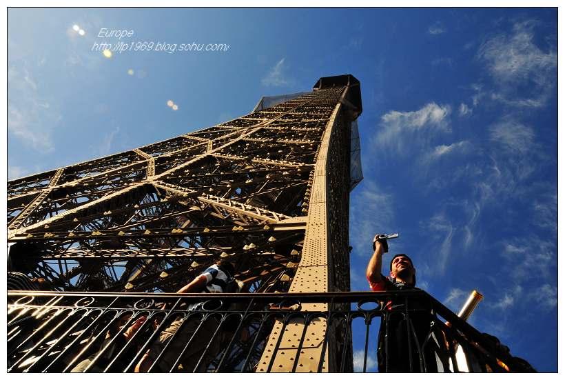 法国 巴黎 埃菲尔铁塔图片