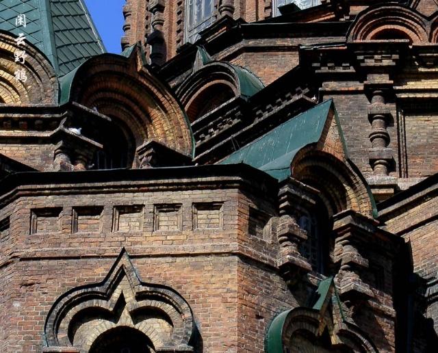 圣. 索非亚大教堂(局部)-圣 索菲亚大教堂