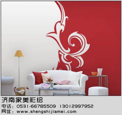 墙绘红色文化素材