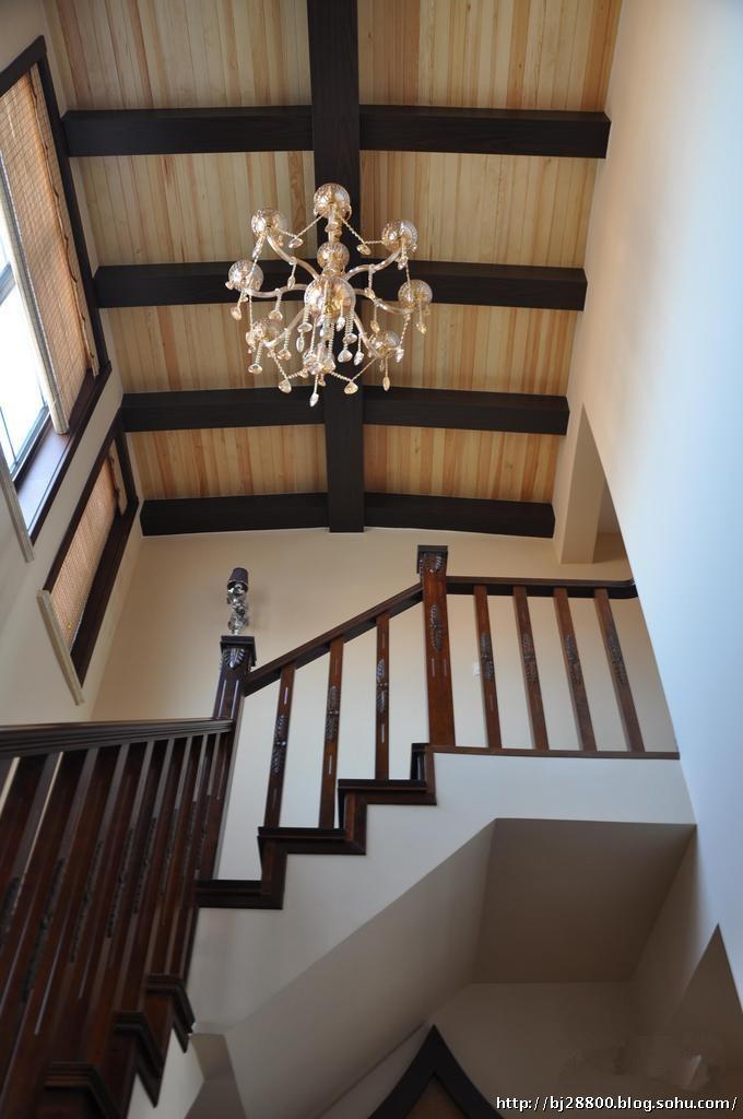 楼梯吊顶设计图
