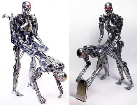 经典性爱五式~机器人也有爱?