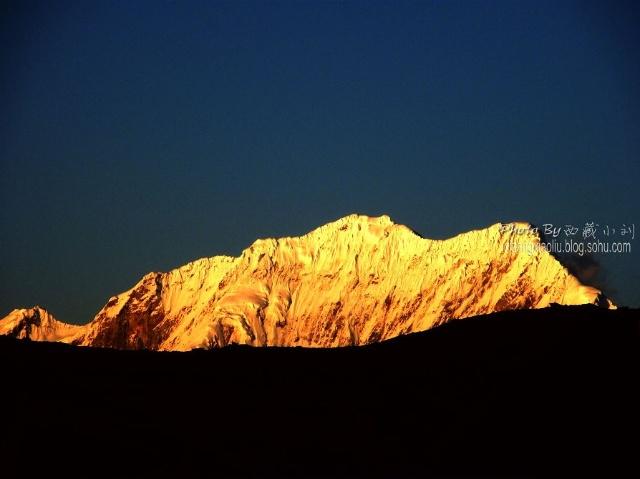 在昌都,类乌齐一带为茂密的原始森林和深山峡谷,丁青至索县为高山深谷