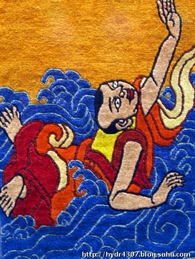 唐卡的种类主要有:刺绣唐卡、諽 绘画唐卡、珍珠唐卡等,所用颜料
