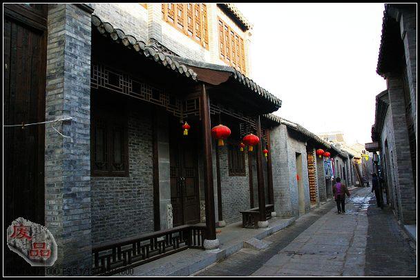 蒋坝古镇风景区图片