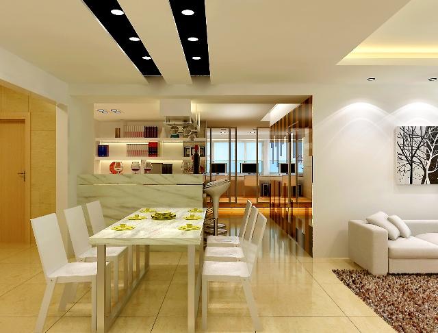 汤泉逸墅设计图纸,客厅设计,餐厅设计,书房设计,吧台设计,电视背景