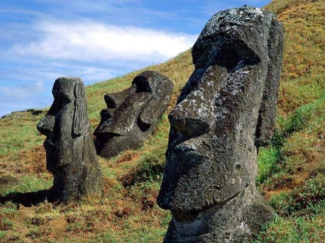 拉帕-努伊国家公园-复活节岛