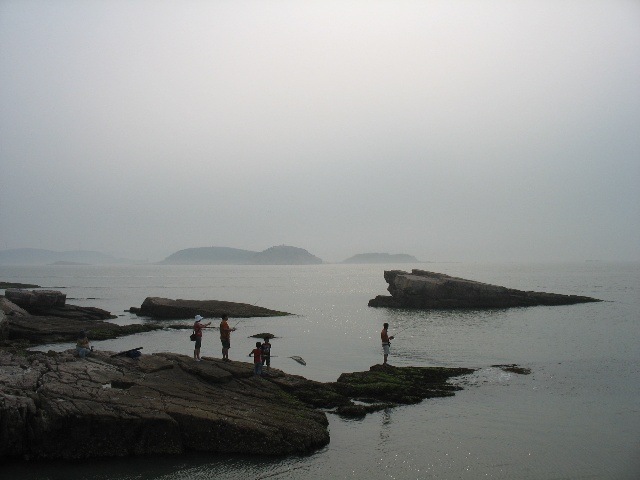 烟台蓬莱长岛游记