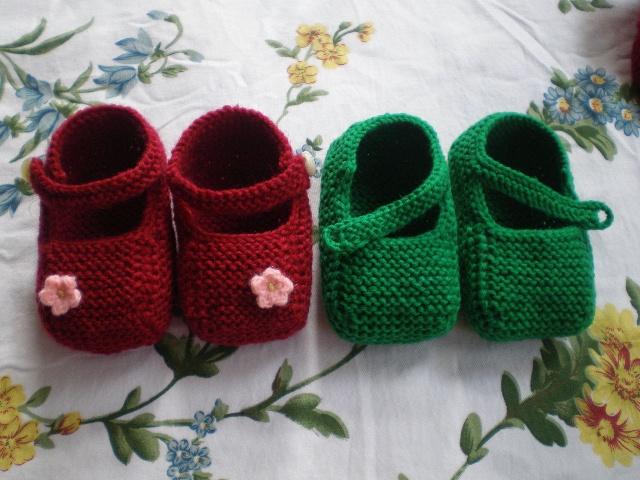 宝宝鞋子钩织教程图解
