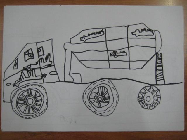 國外幼兒園幼兒圖畫