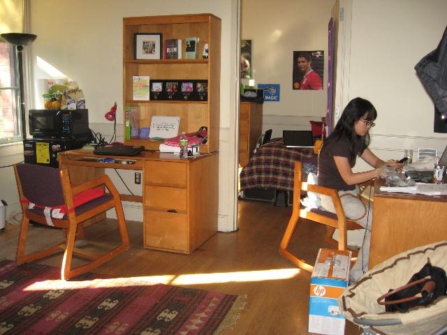 一苇的学生宿舍图片