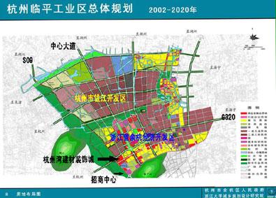 它一头连着杭州湾北岸的海宁市
