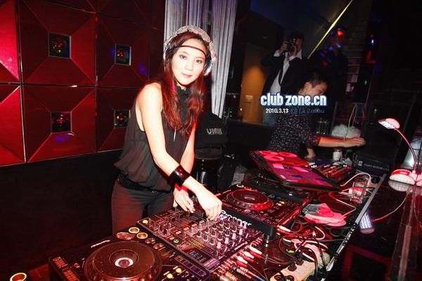 这就是台湾第一美女dj