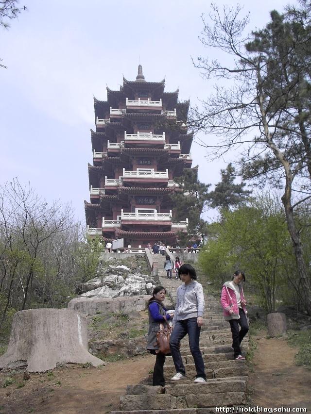 隆中风景区(2010年3月28日襄樊)