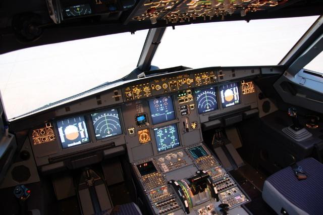 仪表,为空中客车第一代飞机