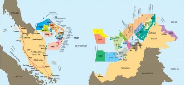 南海瓜分殆尽:支离破碎的南海岛礁