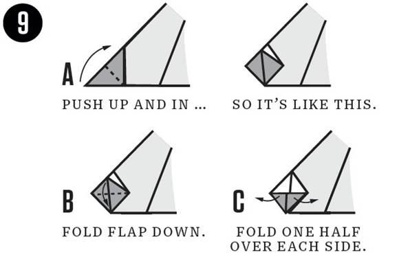 世界著名纸飞机的几种折叠方法(收集于网络)