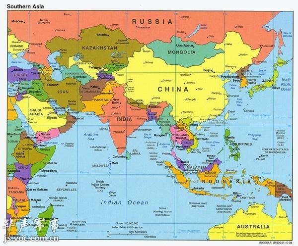国外网友:中国的地理位置世界最好