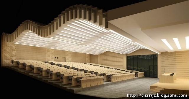 成都展览馆装修设计 成都报告厅设计 成都书城装修