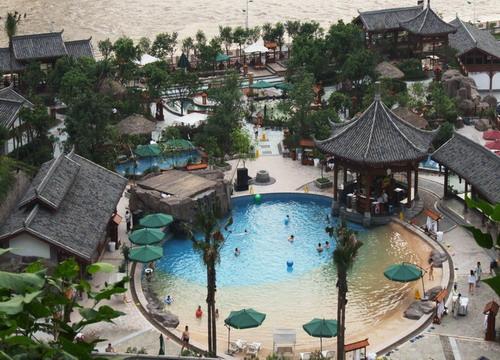 中央半岛温泉/重庆中央半岛温泉旅游攻略