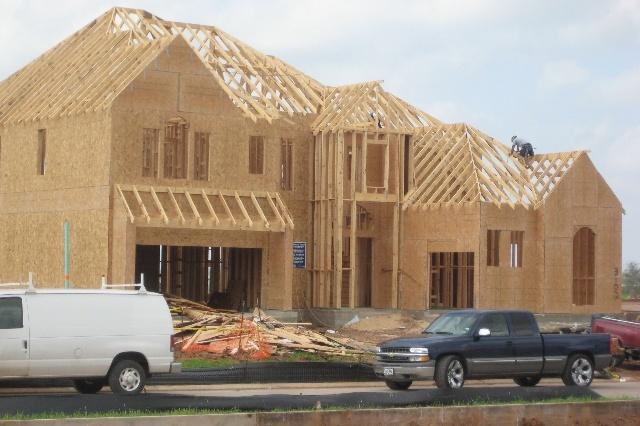 木结构木别墅木房子-尽