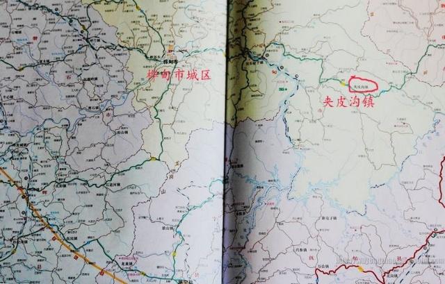 p3 桦甸市及夹皮沟镇